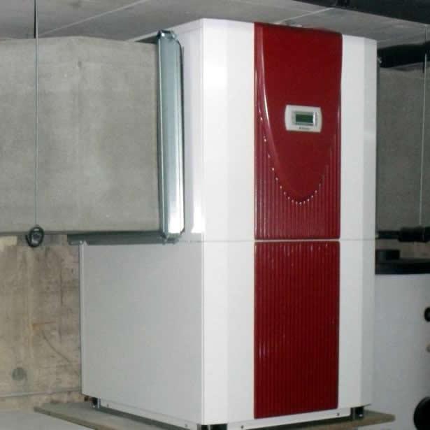 Pompe à chaleur intérieure Dimplex
